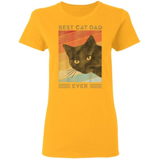 Best Cat Dad Gifts 2021 Cat Dad T-Shirt 10 of Sapelle