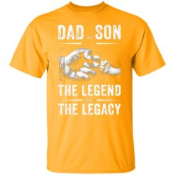 Best Birthday Gift For Dad From Son 2021 Dad And Son T-Shirt 17 of Sapelle