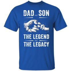 Best Birthday Gift For Dad From Son 2021 Dad And Son T-Shirt 25 of Sapelle