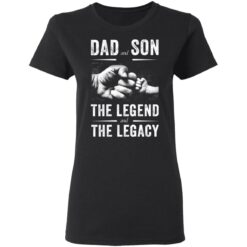 Best Birthday Gift For Dad From Son 2021 Dad And Son T-Shirt 27 of Sapelle