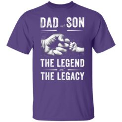 Best Birthday Gift For Dad From Son 2021 Dad And Son T-Shirt 23 of Sapelle
