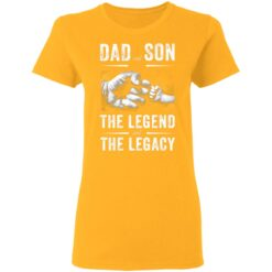 Best Birthday Gift For Dad From Son 2021 Dad And Son T-Shirt 31 of Sapelle