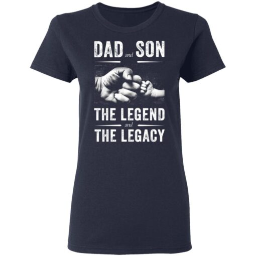 Best Birthday Gift For Dad From Son 2021 Dad And Son T-Shirt 12 of Sapelle