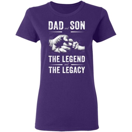 Best Birthday Gift For Dad From Son 2021 Dad And Son T-Shirt 13 of Sapelle