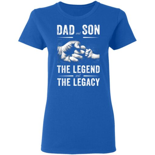 Best Birthday Gift For Dad From Son 2021 Dad And Son T-Shirt 14 of Sapelle