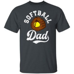 Best Softball Gift Shirt 2021 Softball Dad T Shirt T-Shirt 15 of Sapelle