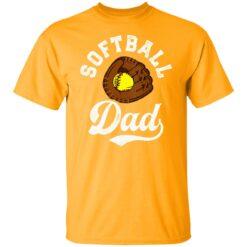 Best Softball Gift Shirt 2021 Softball Dad T Shirt T-Shirt 17 of Sapelle