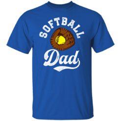 Best Softball Gift Shirt 2021 Softball Dad T Shirt T-Shirt 25 of Sapelle