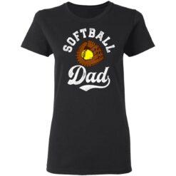 Best Softball Gift Shirt 2021 Softball Dad T Shirt T-Shirt 27 of Sapelle