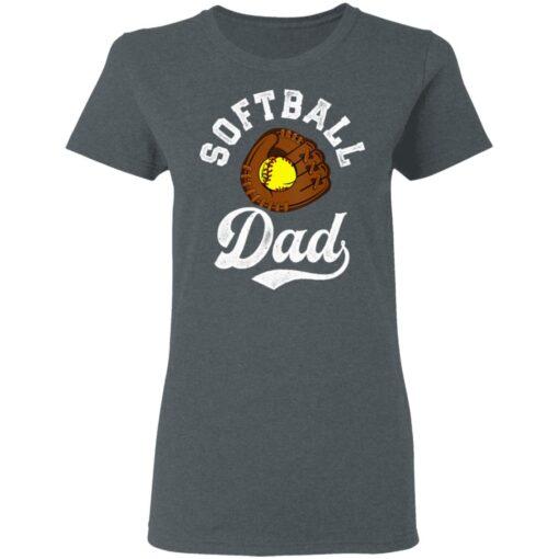 Best Softball Gift Shirt 2021 Softball Dad T Shirt T-Shirt 9 of Sapelle