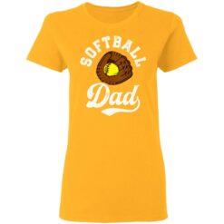 Best Softball Gift Shirt 2021 Softball Dad T Shirt T-Shirt 31 of Sapelle