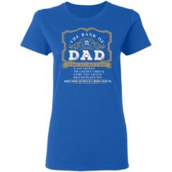 Best Funny Fathers Day Gift 2021 Bank Of Dad T-Shirt 39 of Sapelle