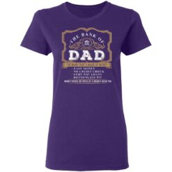 Best Funny Fathers Day Gift 2021 Bank Of Dad T-Shirt 37 of Sapelle