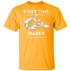 Best First Fathers Day Gift 2021 First Time Dad T-Shirt 17 of Sapelle