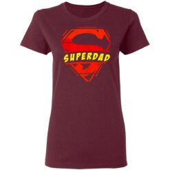 Best Fathers Day Gift 2021 Fathers Day Superhero T-Shirt 33 of Sapelle