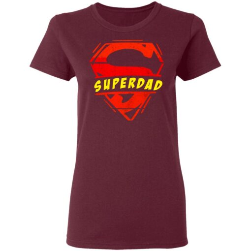 Best Fathers Day Gift 2021 Fathers Day Superhero T-Shirt 11 of Sapelle