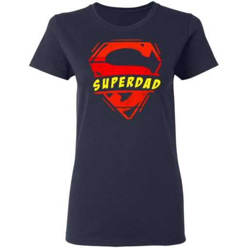 Best Fathers Day Gift 2021 Fathers Day Superhero T-Shirt 12 of Sapelle