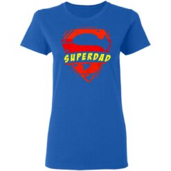 Best Fathers Day Gift 2021 Fathers Day Superhero T-Shirt 39 of Sapelle