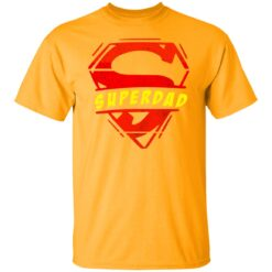 Best Fathers Day Gift 2021 Fathers Day Superhero T-Shirt 17 of Sapelle