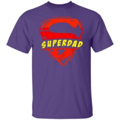Best Fathers Day Gift 2021 Fathers Day Superhero T-Shirt 23 of Sapelle