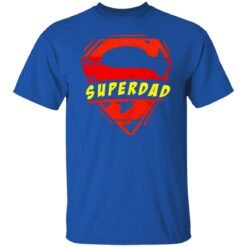 Best Fathers Day Gift 2021 Fathers Day Superhero T-Shirt 25 of Sapelle