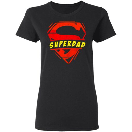 Best Fathers Day Gift 2021 Fathers Day Superhero T-Shirt 8 of Sapelle
