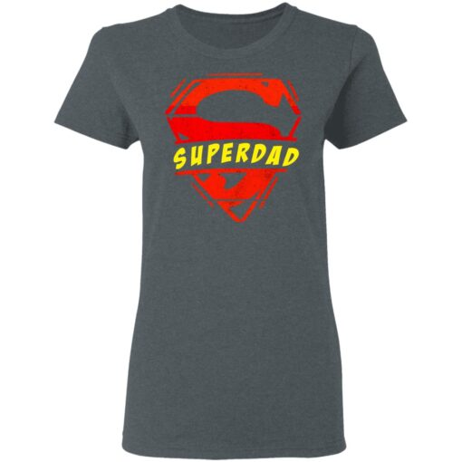 Best Fathers Day Gift 2021 Fathers Day Superhero T-Shirt 9 of Sapelle