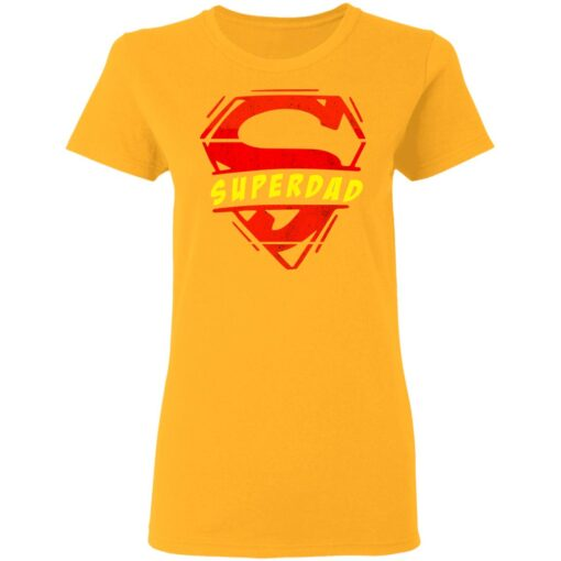 Best Fathers Day Gift 2021 Fathers Day Superhero T-Shirt 10 of Sapelle