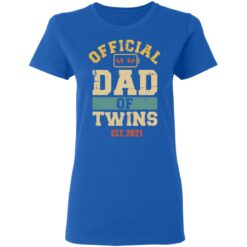 Best Dad Of Twins Gifts 2021 Dad Of Twins T-Shirt 39 of Sapelle