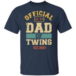Best Dad Of Twins Gifts 2021 Dad Of Twins T-Shirt 21 of Sapelle