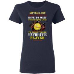 Best Softball Gift Shirt 2021 Softball Dad T Shirt T-Shirt 35 of Sapelle