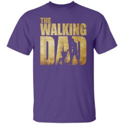 Best Funny Gift For Fathers Day 2021 The Walking Dad T Shirt 2 T-Shirt 23 of Sapelle