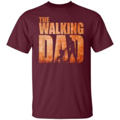 Best Funny Gift For Fathers Day 2021 The Walking Dad T Shirt 3 T-Shirt 19 of Sapelle