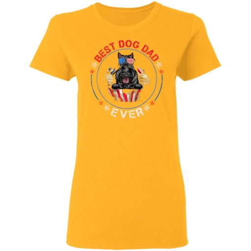 Gift For Pet Owner 2021 Best Dog Dad T-Shirt 10 of Sapelle