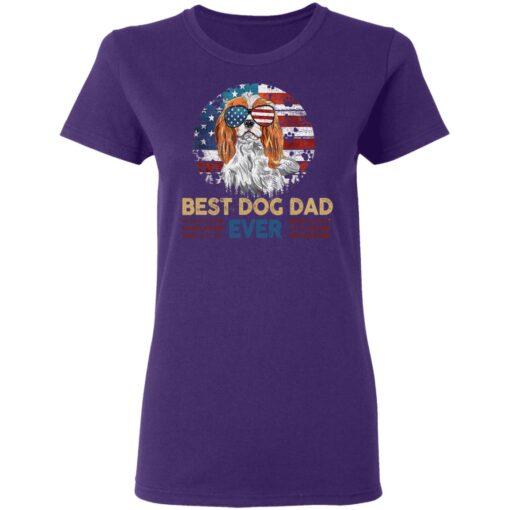 Gift For Dog Lover, Best Dog Dad Ever T-Shirt 13 of Sapelle