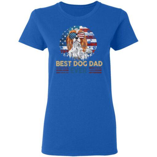 Gift For Dog Lover, Best Dog Dad Ever T-Shirt 14 of Sapelle