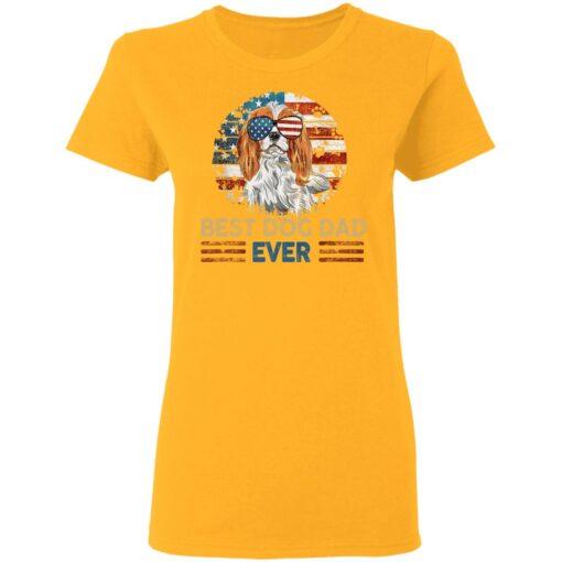 Gift For Dog Lover, Best Dog Dad Ever T-Shirt 10 of Sapelle