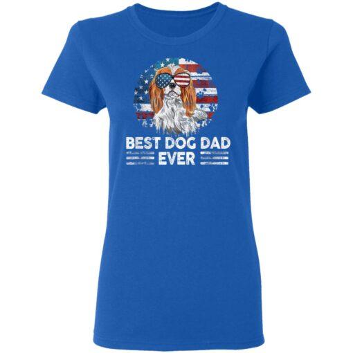 Gift For Dog Owner 2021 Best Dog Dad Ever T-Shirt 14 of Sapelle