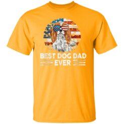 Gift For Dog Owner 2021 Best Dog Dad Ever T-Shirt 17 of Sapelle