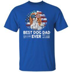 Gift For Dog Owner 2021 Best Dog Dad Ever T-Shirt 25 of Sapelle