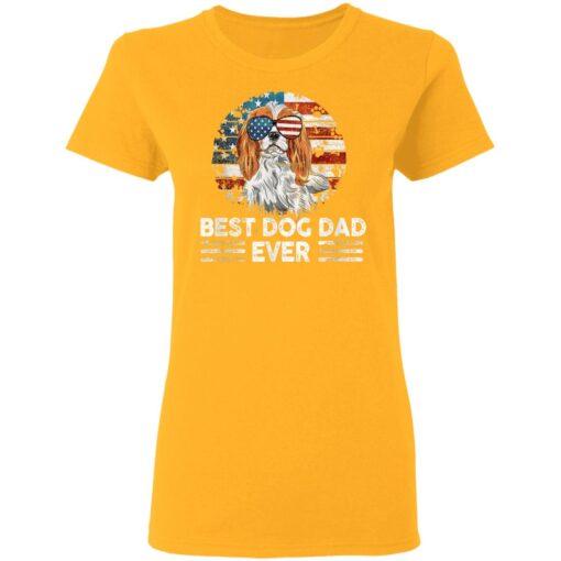 Gift For Dog Owner 2021 Best Dog Dad Ever T-Shirt 10 of Sapelle