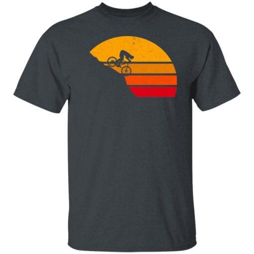 Best Cycling Gift Ideas Mountain Biking Dad T-Shirt 2 of Sapelle