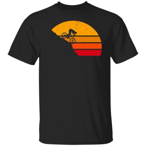 Best Cycling Gift Ideas Mountain Biking Dad T-Shirt 1 of Sapelle