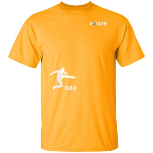 Best Soccer Dad Gifts 2021, Soccer Dad T-Shirt 3 of Sapelle