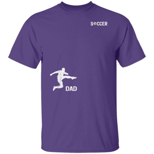 Best Soccer Dad Gifts 2021, Soccer Dad T-Shirt 6 of Sapelle