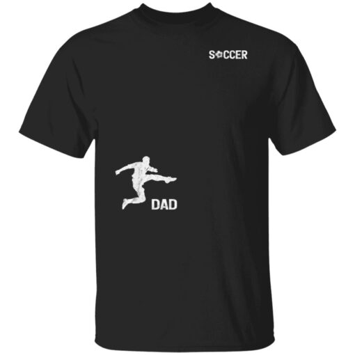 Best Soccer Dad Gifts 2021, Soccer Dad T-Shirt 1 of Sapelle