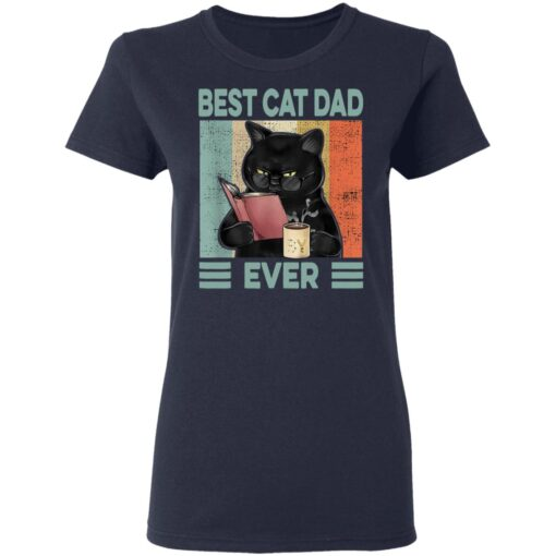 Best Funny Gift For Cat Lover 2021, Best Dad Ever T-Shirt 12 of Sapelle