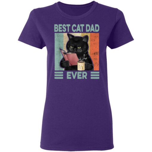 Best Funny Gift For Cat Lover 2021, Best Dad Ever T-Shirt 13 of Sapelle