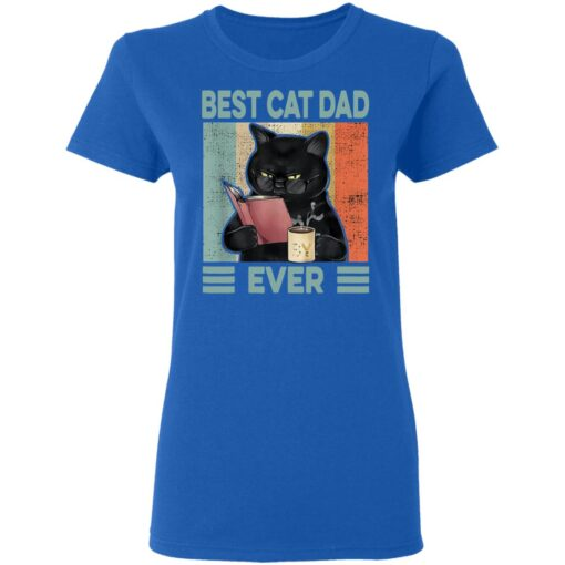 Best Funny Gift For Cat Lover 2021, Best Dad Ever T-Shirt 14 of Sapelle