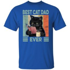 Best Funny Gift For Cat Lover 2021, Best Dad Ever T-Shirt 25 of Sapelle